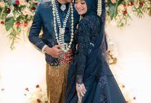 The Wedding Of Dea Bestari & Dani Pristiyan by yourmate