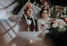 THE WEDDING OF Dini & Steve by yourmate