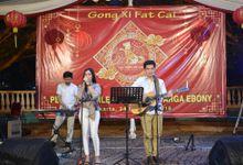Perayaan Imlek Bukit Golf Mediterania by DIOMA Entertainment