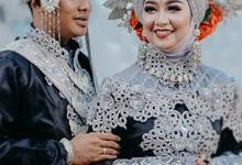 Wedding HAMKA & MAHARANI by depfoto.id