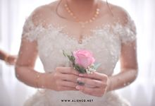 The Wedding of  Ferdian & Sherly by alienco photography
