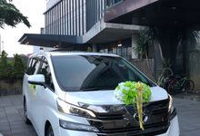 Wedding di Spring Club by Panen Rental Car