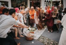 Wedding Day by Imam - Putri & Abid by Miracle Photography