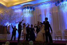 Frendy & Neysa Wedding  11 April 2015 by Gift Of Life Wedding Organizer