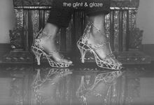 Wedding Shoes by Glint & Glaze by The Glint & Glaze