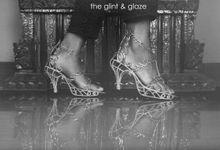 Wedding Shoes by Glint & Glaze by The Glint & Glaze