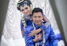Dhilla & Agif Wedding by FDY Photography
