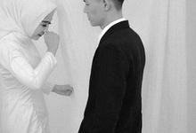 Prewedding Galuh & Niki by nomia.pict