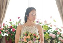 Bridal Bouquet Photoshoot by Ambrose Flower