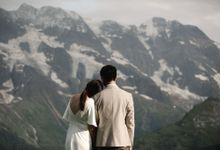 Swiss Alps Adventurous Pre-wedding Session of Hong Kong Couple by Fotomagoria