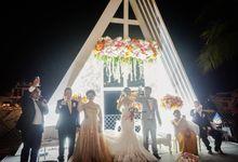 Wedding Steven & Stefany by Batavia Sunda Kelapa Marina