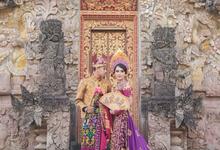 Gede Ngurah Yudhistira & Komang Bumi Rekta by Fourshot Photography