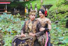 Dewa & Mita Balinese Prewedding by Fourshot Photography