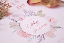 Okky dan Risma by FOYYA
