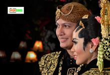the wedding of Fify & Pandi by papenian