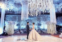 Wedding of Ferdian & Priska by Royal Ballroom The Springs Club