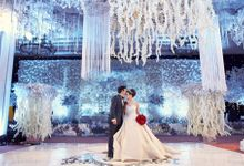 The Spring - Ferdian & Priska by Maestro Wedding Organizer