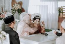 The Wedding - Shinta & Gilang by Vaxlera