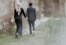 The Prewedding - Ichal & Annisa by Vaxlera