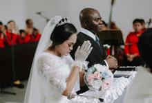 The Wedding - Peter & Monic by Vaxlera