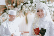 The Wedding - Lisda & Ilyas by Vaxlera