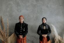 The Prewedding - Panji & Anggi by Vaxlera