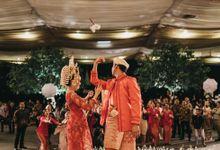 DELSI & OMAR - WEDDING RECEPTION by Promessa Weddings