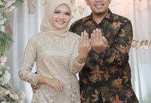 Engagement Arfi & Reza by Base wedding ID