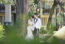 The Wedding Melisa & Edwin by La Sposa