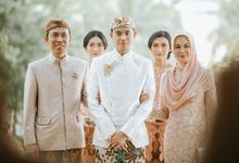 STEFANIE & RADIT - AKAD NIKAH by Promessa Weddings