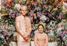 STEFANIE & RADIT - FIRST WEDDING RECEPTION by Promessa Weddings