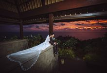 Franky & Nataschya Wedding Day by Ferry Tjoe Photography