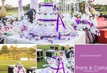 Frans and Carla wedding table by puddink
