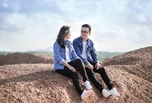 S & N Prewed Album by Fratello Photography