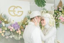 The Wedding Lingga & Galih by Villa Srimanganti