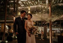 Sally & Freddie Wedding at Double Tree Hilton by AKSA Creative