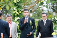 Wedding Ceremony for Fredy & Dian by Paradoks Events