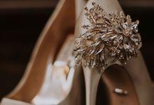 Santika Hotel Hayam Wuruk - Frederic & Karina Morning Preparation by Impressions Wedding Organizer