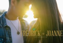 Celebrate Love with Fredrick & Joanne by Aplind Yew Production - Wedding Cinematography & Photography