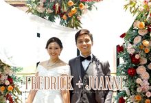 Fredrick & Joanne - Garden Wedding Actual Day Cinematic Video by Aplind Yew Production - Wedding Cinematography & Photography