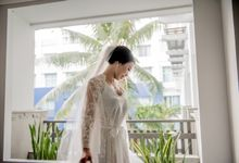 THE WEDDING OF FREDY & RIKA by The Wedding Boutique
