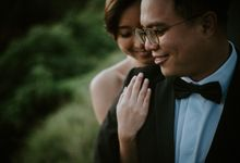 Bali Engagement - Fred & Yuan by Snap Story Pictures