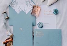 LOMBOK - FRENDY + ASTRID WEDDING by Encasa Photography