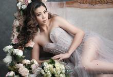 Bride Makeup for Aprila by Frieska Faranita Makeup Artist