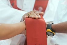 Ifa & Frits Wedding Ceremony by Events & Moments Bali