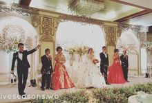 The Wedding Of Ronald & Ellen by FIVE Seasons WO