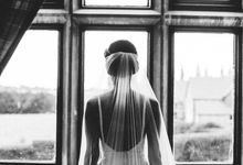 Beautiful Black and White wedding by Samie Lee photography