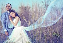prewed andre& sisil by GRAPHICS ONE