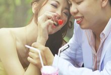 Pre wedding of Steve & febe by DK Photography