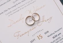Dandy & Fenny Wedding by Amoretti Wedding Planner